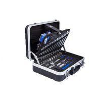 """Zestawy narzędzi ręcznych, Zestaw narzędzi PROFI GOLA w walizce z kluczami 1/4"""" i 1/2"""""""