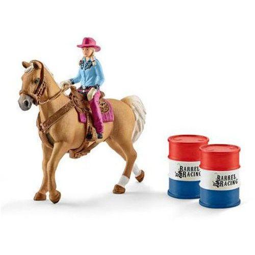 Figurki i postacie, Kowbojka w wyścigu przez beczki