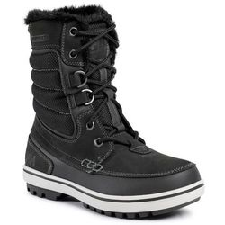 Śniegowce HELLY HANSEN - Garibaldi 11649-991 Jet Black/Ash grey