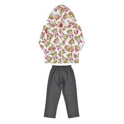 Komplet dziewczęcy bluza+spodnie 3P39AC Oferta ważna tylko do 2023-10-29
