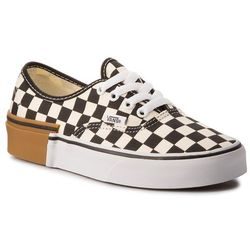 Tenisówki VANS - Authentic VN0A38EMU58 (Gum Block) Checkerboard