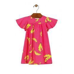 Sukienka niemowlęca różowa 6K38A2 Oferta ważna tylko do 2023-05-28