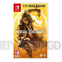 Gry Nintendo Switch, Mortal Kombat 11