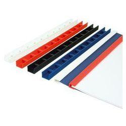 Listwy zatrzaskowe Greenbinder do bindownicy 15mm do 130 kartek 10szt