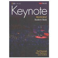 Książki do nauki języka, Keynote C2. Podręcznik + DVD (opr. miękka)
