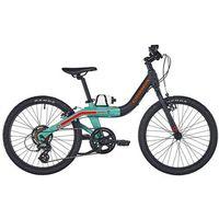 Rowery dziecięce i młodzieżowe, Rower dla dzieci rosnący ORBEA GROW 2 - 7V (7 biegów) 20' różowo-błękitny