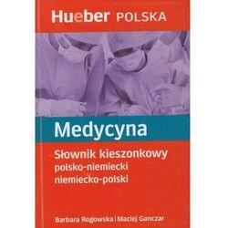 Medycyna Słownik kieszonkowy polsko niemiecki niemiecko polski (opr. miękka)