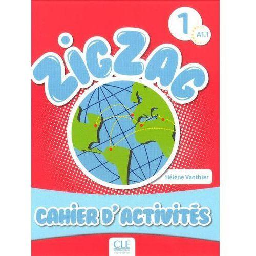 Książki do nauki języka, Zig Zag 1 A1.1 ćwiczenia (opr. miękka)