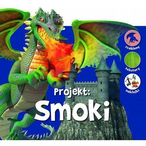 Książki dla dzieci, Projekt Smoki