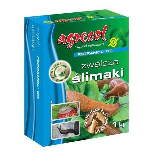 Środki na szkodniki, Granulat na ślimaki Agrecol Ferramol 1 kg