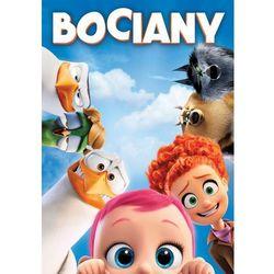 Bociany (DVD) - Nicholas Stoller, Doug Sweetland