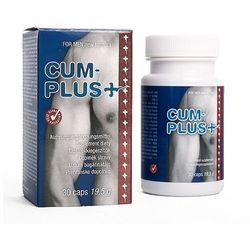 Cum Plus 30 kaps. Cobeco Pharma Obszerny wytrysk 179959