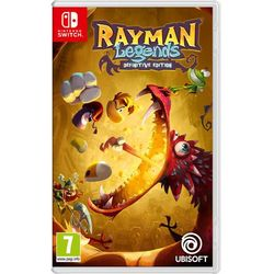 Gra NINTENDO SWITCH Rayman Legends