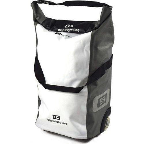 Sakwy, torby i plecaki rowerowe, B&W International B3 Torba na kółkach, grey melange 2021 Torby na bagażnik