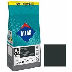 Fuga epoksydowa 204 czarny 2 kg ATLAS