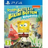 Gry na PlayStation 4, Spongebob Squarepants Battle for Bikini Bottom Rehydrated (PS4)