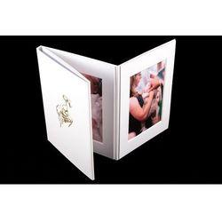 Pamiątka Chrztu Św. z grawerem - Album na 4 zdjęcia