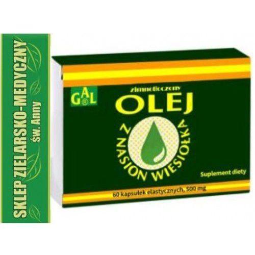 Olejki zapachowe, Olej z wiesiołka kapsułki 60szt