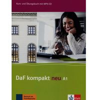 Książki do nauki języka, Daf Kompakt Neu A1 - wyprzedaż (opr. miękka)