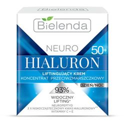Bielenda Neuro Hyaluron krem koncentrat z efektem liftingującym 50+ 50 ml