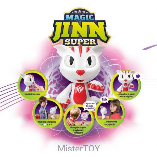 Pozostałe zabawki, Super Magic Jinn