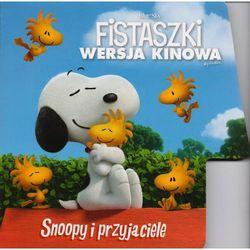 Snoopy I Przyjaciele Fistaszki Wersja Kinowa - Charles M. Schulz (opr. kartonowa)