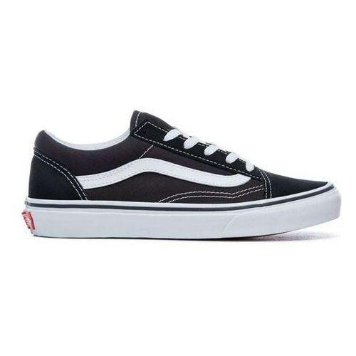 Pozostałe obuwie dziecięce, buty VANS - Old Skool Black/True White (6BT)