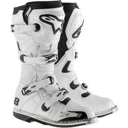 BUTY ALPINESTARS TECH 8 RS VENTED OFFROAD WHITE