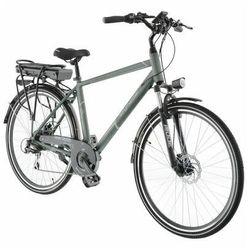 Rower elektryczny SKYMASTER Energy R1 M20 28 cali męski Zielony