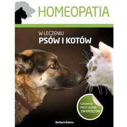 Homeopatia w leczeniu psów i kotów (opr. miękka)