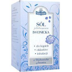 IWONICKA Sól lecznicza 1 kg
