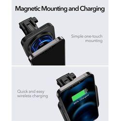 Uchwyt magnetyczny ESR Halolock z bezprzewodową ładowarką