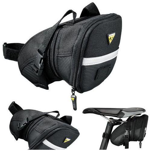 Sakwy, torby i plecaki rowerowe, Torebka podsiodłowa Topeak Aero Wedge Pack Large