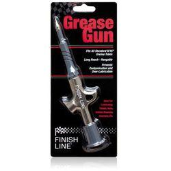 Finish Line Smarownica Grease Gun srebrny 2018 Lubrykanty Przy złożeniu zamówienia do godziny 16 ( od Pon. do Pt., wszystkie metody płatności z wyjątkiem przelewu bankowego), wysyłka odbędzie się tego samego dnia.
