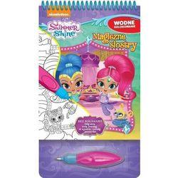Shimmer&Shine. Wodne kolorowanie. Magiczne siostry (opr. miękka)