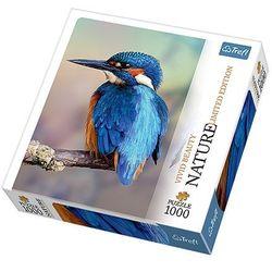 Puzzle 1000 Zimorodek, Wielka Brytania - Nature Limited Edition Vivid Beauty
