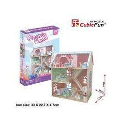 Puzzle 3D Pianists Home Domek dla lalek. Darmowy odbiór w niemal 100 księgarniach!