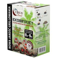 Ekobrykiet COCOHEAT Kokosowy 2 kg