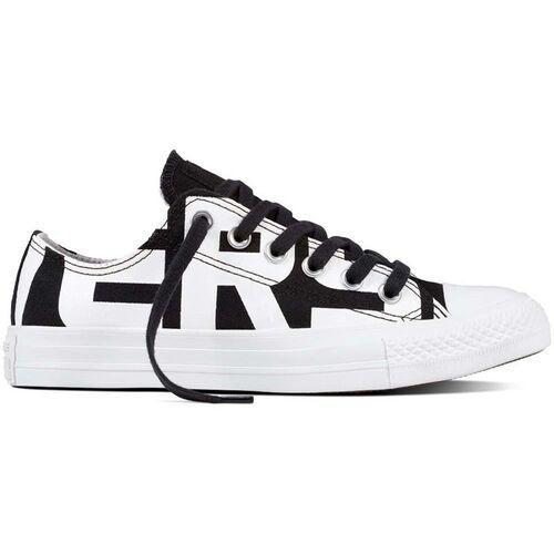 Obuwie sportowe dla mężczyzn, buty CONVERSE - Chuck Taylor All Star Black/White/White (BLACK-WHITE-WHITE) rozmiar: 36.5