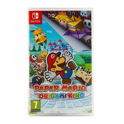Paper Mario The Origami King (NSW) // WYSYŁKA 24h // DOSTAWA TAKŻE W WEEKEND! // TEL. 696 299 850