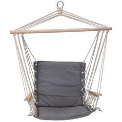 Fotel do zawieszenia Comfortable szary, 100 x 53 cm