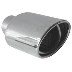 Końcówka rury wydechu tłumika R9 120x85 L-180 OWAL