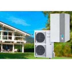 Pompa ciepła powietrze - woda Aurea M 5kW - wydajność grzewcza 50 - 80 m2