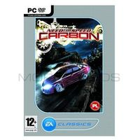 Gry na PC, EA Need For Speed Carbon