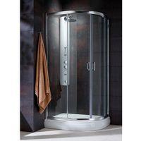 Kabiny prysznicowe, Radaway Premium plus e 80 x 90 (30492-01-05N)