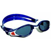 Okularki pływackie, Aquasphere okulary do pływania Kaiman Exo small dark lens blue/muted-white