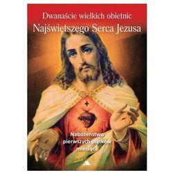Dwanaście wielkich obietnic Najświętszego Serca Jezusa (opr. miękka)