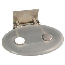 Ravak Siedzisko Ovo P- przeźroczyste do kabin prysznicowych B8F0000000