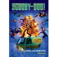Literatura młodzieżowa, Scooby-doo! tajemnice lubią towarzystwo - david lewman (opr. broszurowa)
