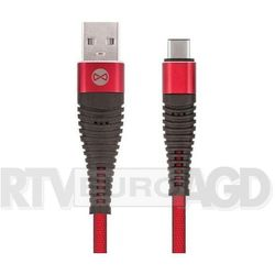 Forever Shark USB-C (czerwony)